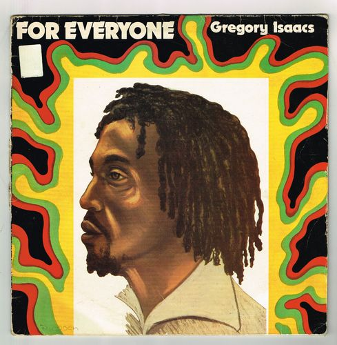 GREGORY ISAACS-for everyone