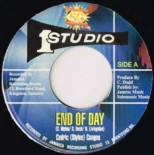 CEDRIC CONGOS-end of day