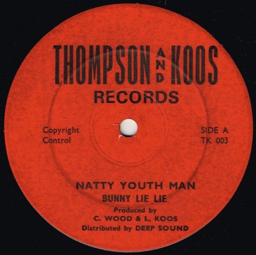 BUNNY LIE LIE-natty youth man