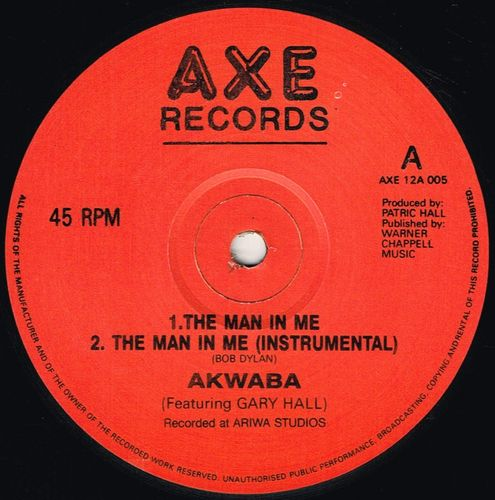 AKWABA-the man in me