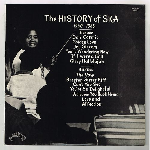 VARIOUS-the history of ska 1960-1965 volume 1