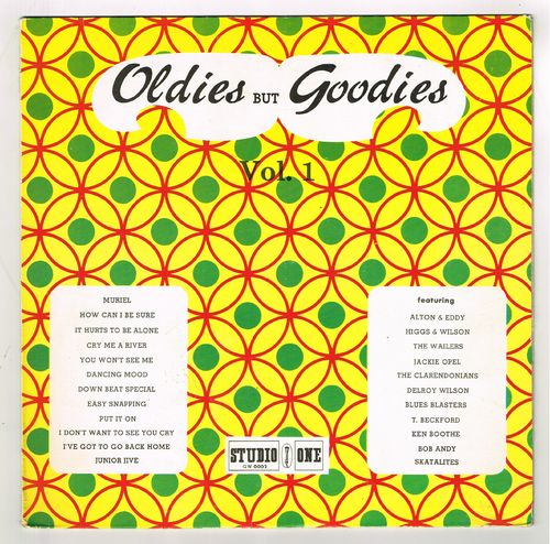 VARIOUS-oldies but goodies volume 1