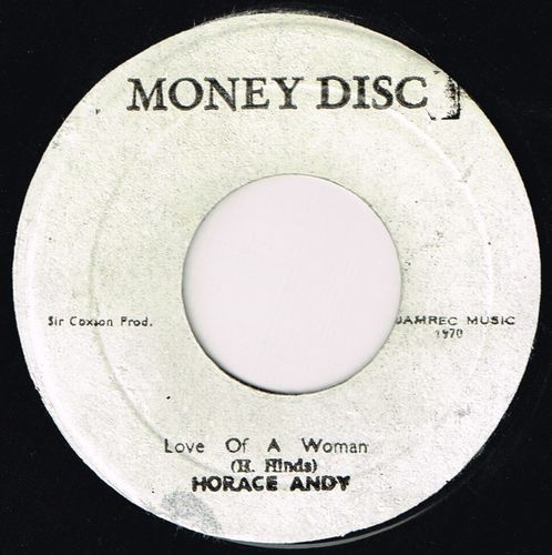 HORACE ANDY-love of a woman
