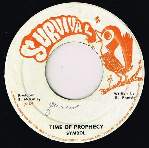 SYMBOL-time for prophecy