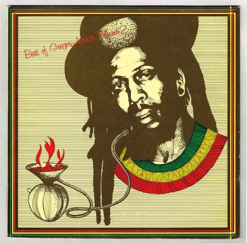 GREGORY ISAACS-the best of gregory isaacs volume 2