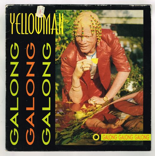 YELLOWMAN-galong galong galong