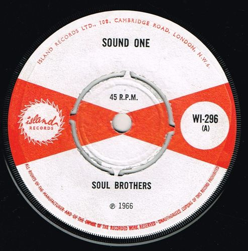 SOUL BROTHERS-sound one