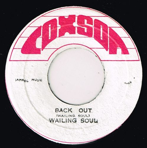WAILING SOULS-back out
