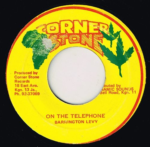 BARRINGTON LEVY-on the telephone