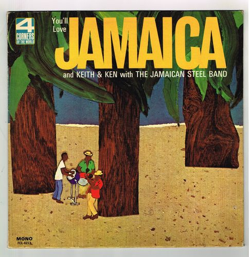 KEITH & KEN-you'll love jamaica