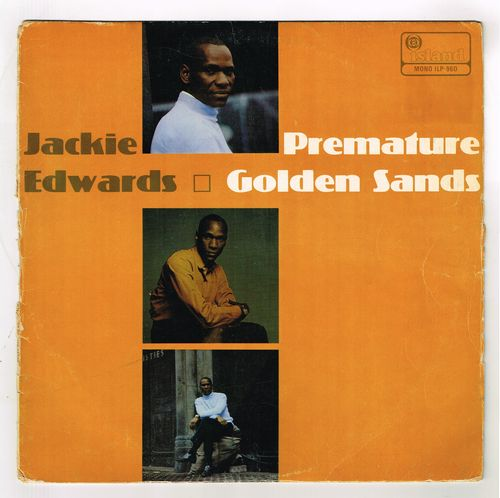 JACKIE EDWARDS-premature golden sands