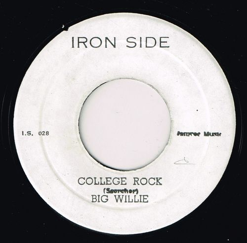 BIG WILLIE-college rock