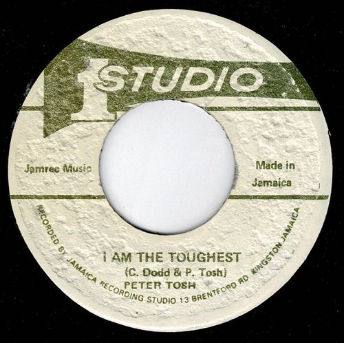PETER TOSH-i am the toughest