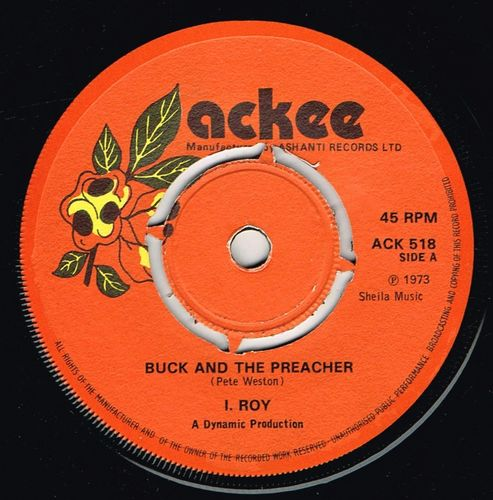 I ROY-buck & the preacher