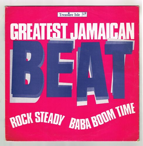 VARIOUS-greatest jamaican beat