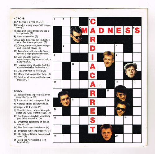 MADNESS-cardiac arrest   (promo)