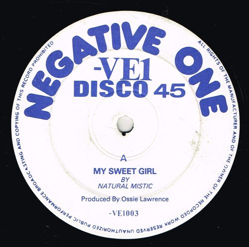 NATURAL MYSTIC-my sweet girl