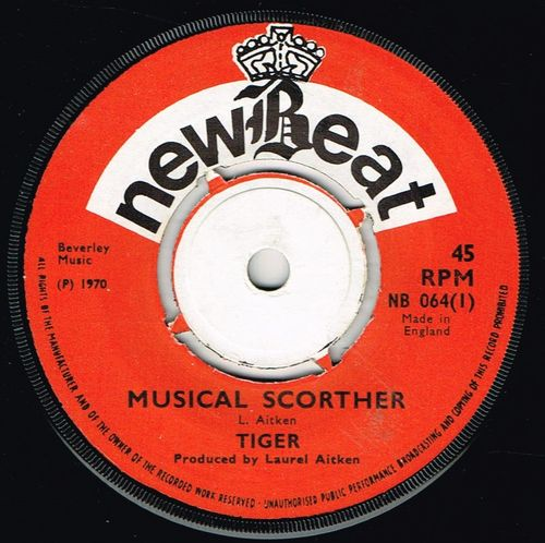 TIGER-musical scorcher