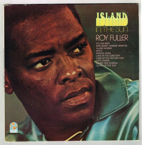 ROY FULLER-island in the sun