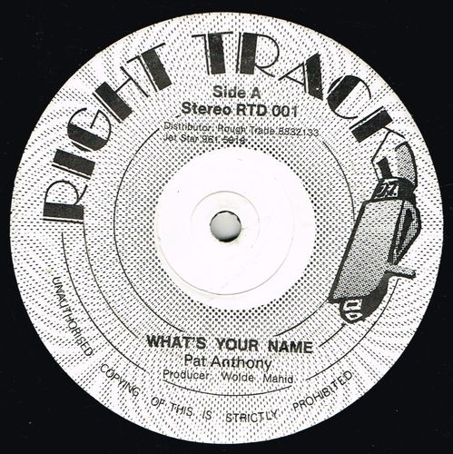 PAD ANTHONY-what's your name
