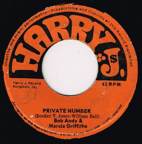 BOB & MARCIA-private number