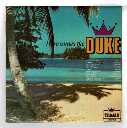 VARIOUS-here comes the duke