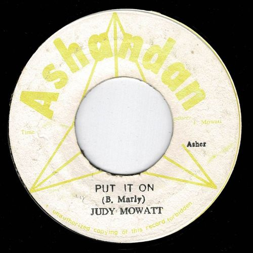 JUDY MOWATT-put it on