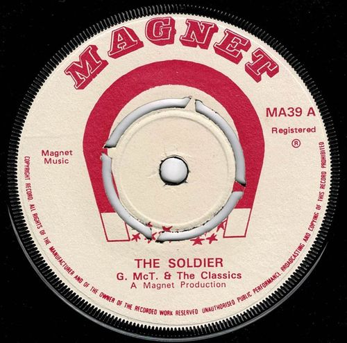 G McT & CLASSICS-the soldier