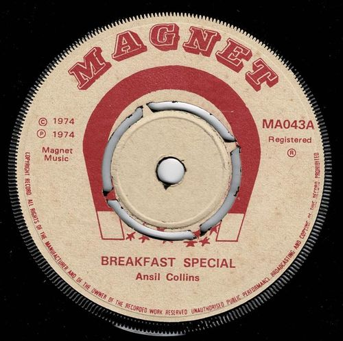 ANSEL COLLINS-breakfast special