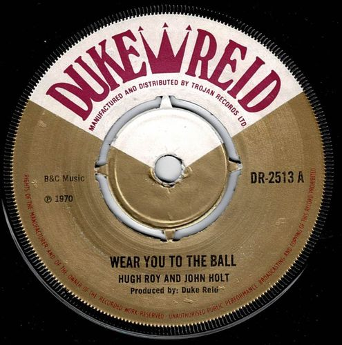 U ROY-wear you to the ball