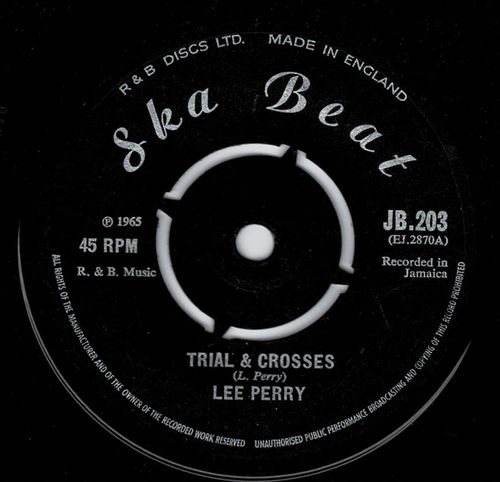 LEE PERRY-trial & crosses