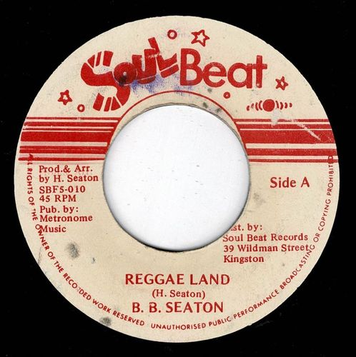 BB SEATON-reggae land