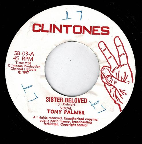 TONY PALMER-sister beloved
