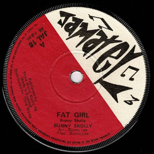 BUNNY SKOLLY-fat girl