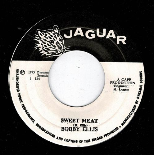 BOBBY ELLIS-sweet meat
