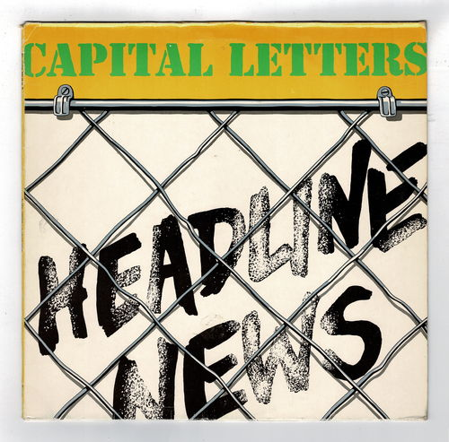 CAPITAL LETTERS-headline news