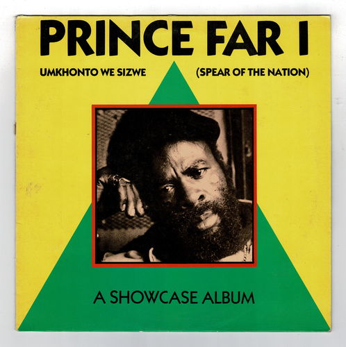PRINCE FAR I-umkhonto we sizwe