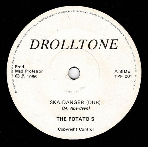 POTATO 5-ska danger dub
