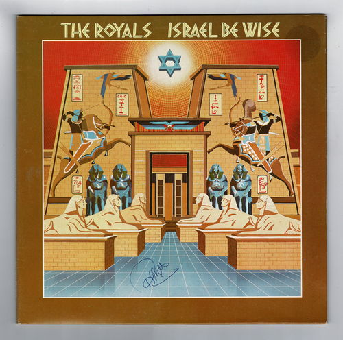 ROYALS-israel be wise