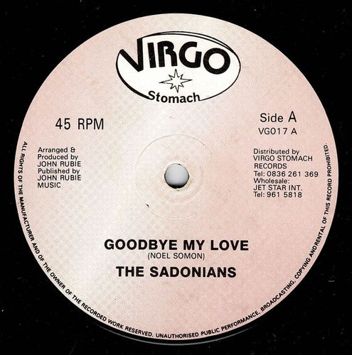 SADONIANS-goodbye my love