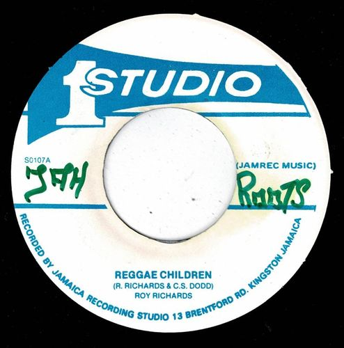 ROY RICHARDS-reggae children