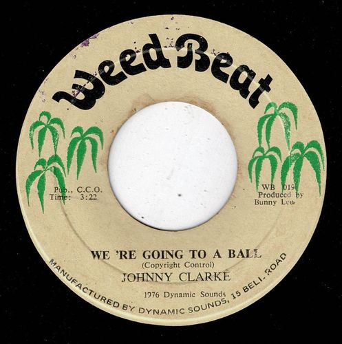 JOHNNY CLARKE-we're going to a ball