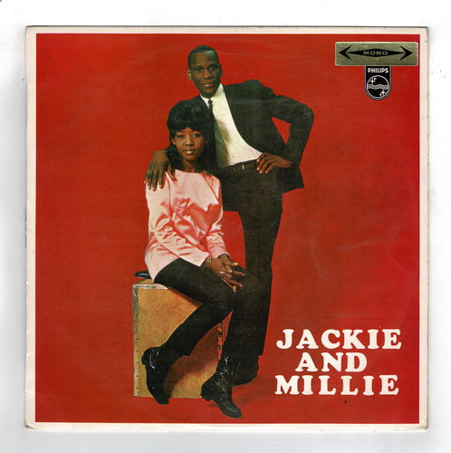 JACKIE & MILLIE-pledging my love