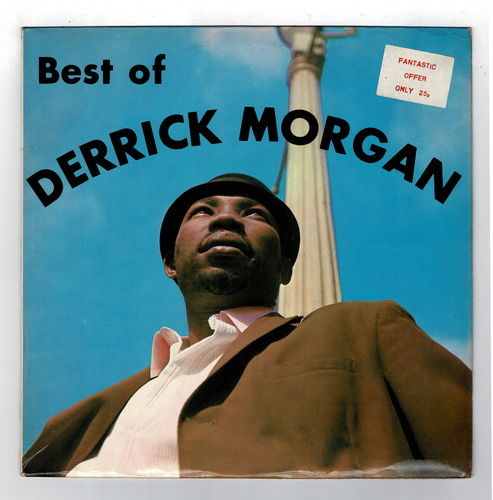 DERRICK MORGAN-best of derrick morgan