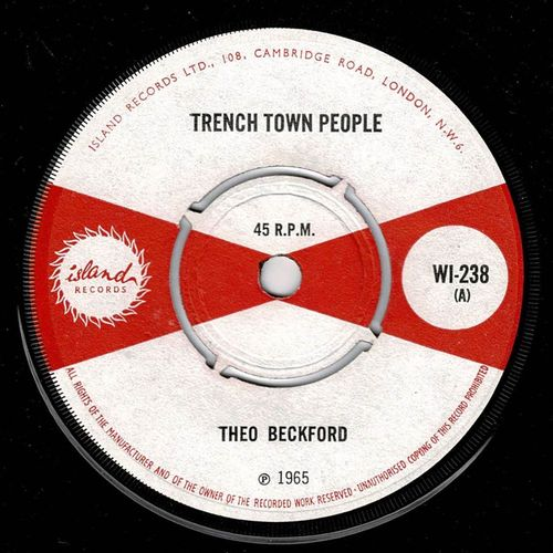 THEO BECKFORD-trench town people
