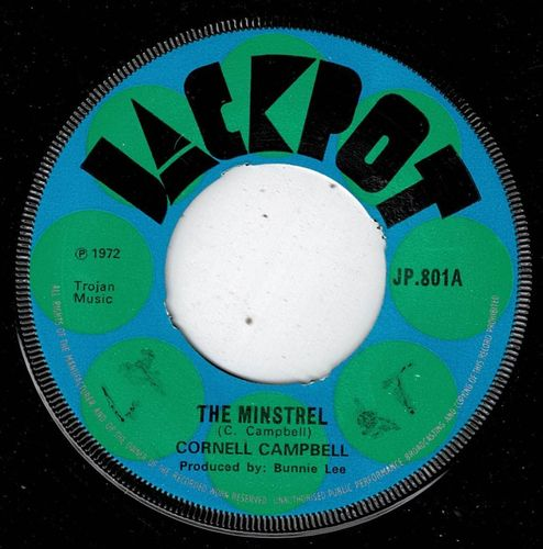 CORNELL CAMPBELL-the minstrel