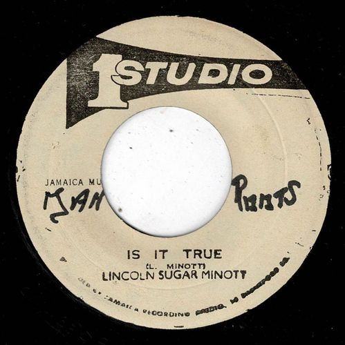 SUGAR MINOTT-is it true
