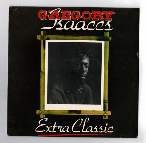 GREGORY ISAACS-extra classic
