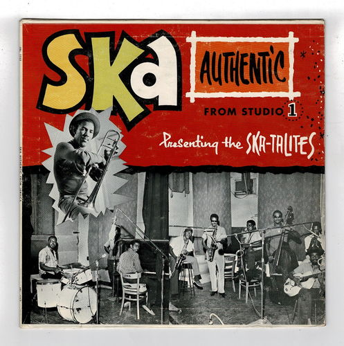 VARIOUS-ska authentic
