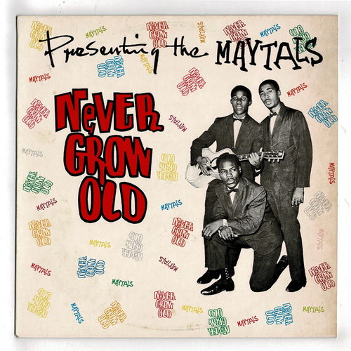 MAYTALS-never grow old